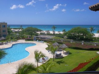 Turquoise View Two-bedroom condo - BC353 - Eagle Beach vacation rentals