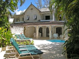Waverly 1 - beachfront - West Coast - Barbados - Gibbes vacation rentals