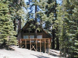Ski in/Ski out Slope side cabin - Chalet #22 - Mammoth Lakes vacation rentals