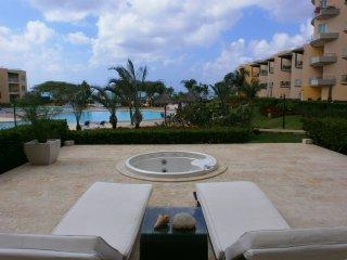 View Garden Two-bedroom condo - Eagle Beach vacation rentals