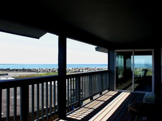 Storm Watchers Haven with Oceanfront  on Harbor - Westport vacation rentals