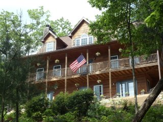 Long Mountain Lodge, Campbell Mtn Suite - Dahlonega vacation rentals