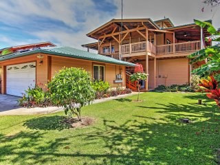NEW! Bright & Alluring 3BR Kapoho House w/Wifi & 3 Private Lanais - 8 Minute Walk from the Best Snorkeling in Hawaii at Kapoho Tide Pools! - Pahoa vacation rentals