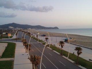 Appartement accès direct a la plage - Martil vacation rentals