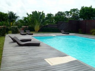 Condo 'Aua - secure with pool - single bedrm - TIS - Punaauia vacation rentals