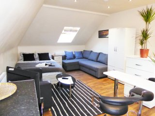 Superb studio flat-sleeps 4 in BRICK LANE - London vacation rentals