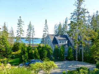 Luxury Home w/ Great Ocean Views Near Acadia Park - West Tremont vacation rentals
