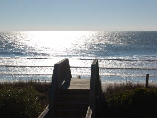 OCEAN FRONT-hot tub/pool 5BR Great reviews! - Topsail Beach vacation rentals