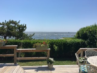 Patchogue Shores Beach Front Home - East Patchogue vacation rentals