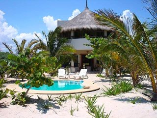 Perfect 2 bedroom Telchac Puerto House with A/C - Telchac Puerto vacation rentals