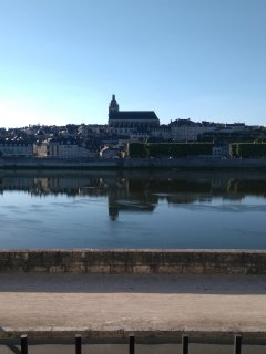 House on the Loire, great view, heart of Blois - Blois vacation rentals