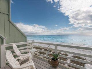 Beautiful 3 bedroom Miramar Beach Cottage with Deck - Miramar Beach vacation rentals
