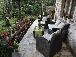 Stunning seaview, private garden, close to beach! - Rijeka vacation rentals