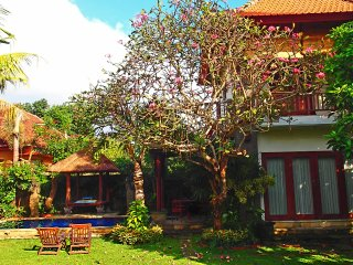 Cozy 2 storey Villa Pool, fibre optic internet - Sanur vacation rentals