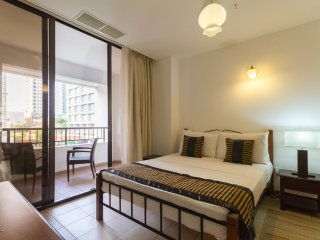 Calm and quiet garden view 2 bedroom apartment - Colombo vacation rentals