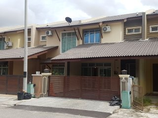 Comfortable House with Internet Access and A/C - Seberang Jaya vacation rentals