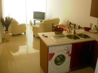MAKENZY SUNNY APARTMENT - Larnaca District vacation rentals