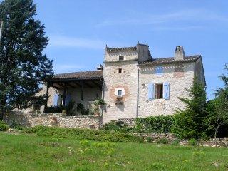 Chambres d'Hôtes proche St-Cirq Lapopie - Saint-Cirq-Lapopie vacation rentals