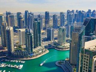 Romantic 1 bedroom Dubai Marina Apartment with Internet Access - Dubai Marina vacation rentals