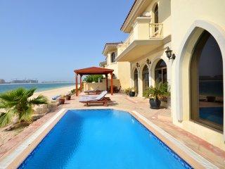 Nice Villa with Washing Machine and Television - Palm Jumeirah vacation rentals