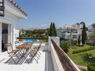 Riviera de Sol Vue mer et jardins proche plages - Mijas vacation rentals