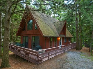 Charming mountain chalet in peaceful setting with hot tub! - Swanton vacation rentals