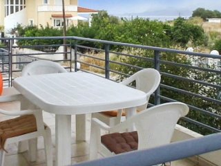 Large house with furnished terrace - Krestena vacation rentals