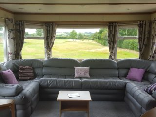 Waterbridge Golf , Luxury 8 Birth Holiday Caravans - Copplestone vacation rentals