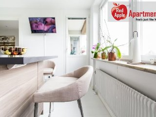 Great Location in Stockholm Solna - Unique Top Duplex Apartment - 6676 - Stockholm vacation rentals