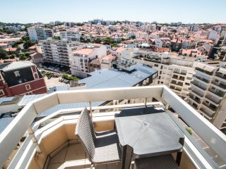 biarritz, dernier étage au victoria surf +terrasse - Biarritz vacation rentals