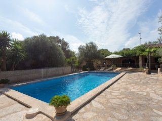VILLA MANACOR - PRIVATE POOL - Manacor vacation rentals
