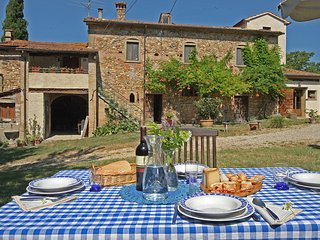 Relax in one of the most beautiful spot of Tuscany - Anghiari vacation rentals