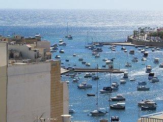 New Modern apartment with sea views - Marsascala vacation rentals