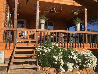 Beautiful Cabin in Blanding with Washing Machine, sleeps 8 - Blanding vacation rentals