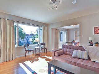 Modern and Sunny Dolores Park Condo - San Francisco vacation rentals