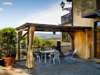In the heart of Chianti, great views-Duchessina 3 - San Donato in Poggio vacation rentals