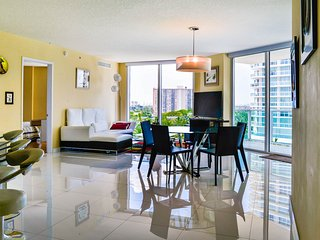 3BDR St Tropez 150 Sunny Isles Blvd, 6th floor - Coconut Grove vacation rentals