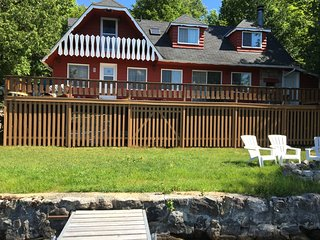 Bavarian Summerhouse on the water - Westport vacation rentals