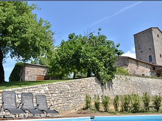 Torre di Cancelli - luxury villa in Chianti! - Gaiole in Chianti vacation rentals