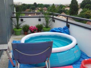 F2 60m2 + terrasse privée proche PARIS - Champigny-sur-Marne vacation rentals