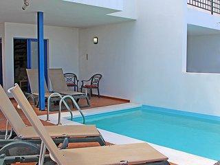 Vibrant Three Bedroom Villa with Private Pool - Playa Blanca vacation rentals