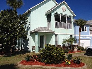 Beautiful Beach House with Ocean View Terrace - Cocoa Beach vacation rentals