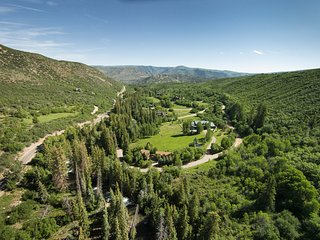 Old Snowmass Estate with fishing access - Snowmass vacation rentals