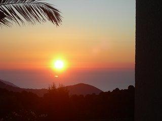 Villa classée 3 étoiles,a 10 mn des plages - Alata vacation rentals