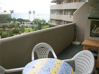 BENALBEACH 1 bedroom apartment with sea views. - Arroyo de la Miel vacation rentals