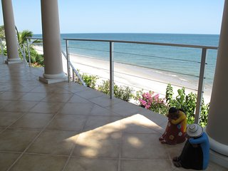 Secluded Beachfront Luxury - Casa Caracol - Coronado vacation rentals