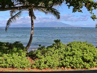 Beach front Molokai Beach Bungalow---April 15-30th Special Rate - Waialua vacation rentals