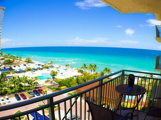 Best Beach Front Getaway Property Ocean View - Hallandale vacation rentals