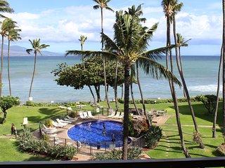 Maui Beachfront Condo, remodeled - Maalaea vacation rentals