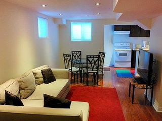Spacious Brand New FURNISHED Basement For Rent - Mississauga vacation rentals
